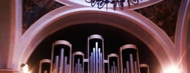 Дніпропетровський будинок органної і камерної музики is one of Posti salvati di Катерина.