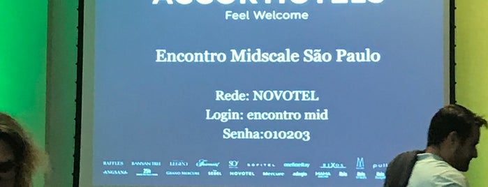 Novotel Sorocaba is one of Tiagoさんのお気に入りスポット.