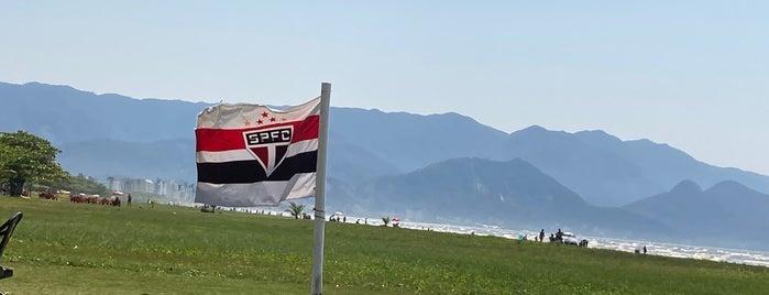 Quiosque do Edu - SPFC is one of Praia SP.