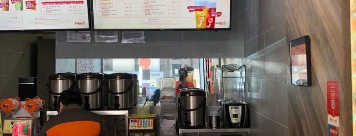 Coco Fresh Tea & Juice is one of NY.