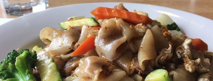 The Elephant Thai Cuisine is one of Jane : понравившиеся места.