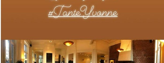 Tante Yvonne is one of Tim's Favorite Restaurants & Bars around The Globe.