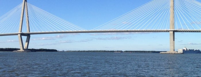 Arthur Ravenel Jr. Bridge is one of Charleston, SC.