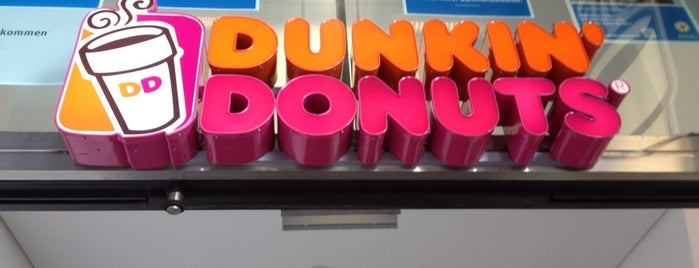 Dunkin' is one of Gespeicherte Orte von N..