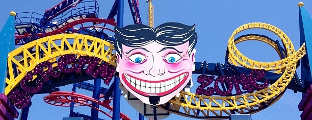 Luna Park is one of I <3 NY.