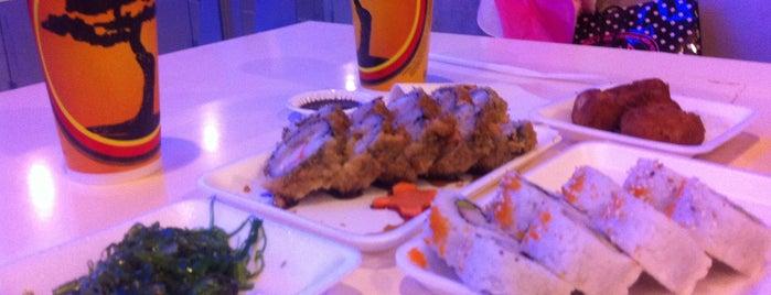Bonsai Sushi is one of Gespeicherte Orte von Alex.