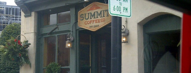 Summit Coffee is one of Charlotte.