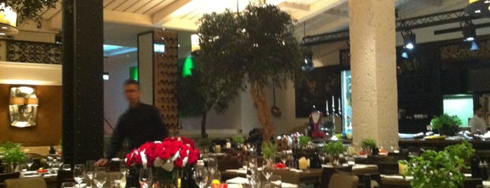 Novikov is one of London's great locations - Peter's Fav's.