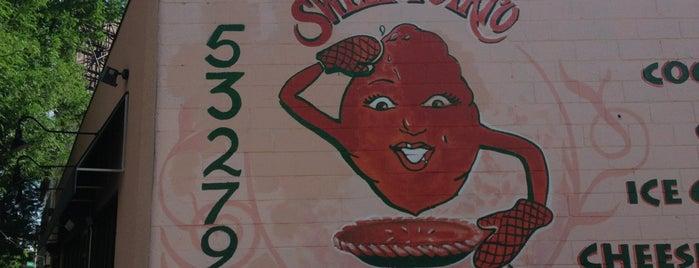 Sweet Potato Sensations is one of BO - Detroit.