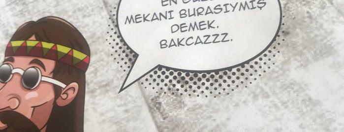Karikatür Bi Cafe is one of Murat Gazi'nin Beğendiği Mekanlar.