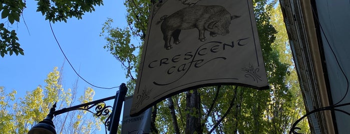 Crescent Cafe is one of Things to-do in Mac!.