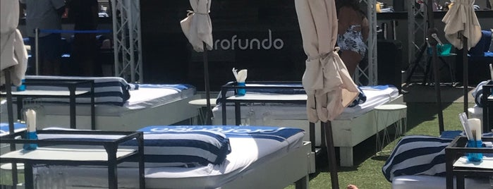 Profundo Pool Club is one of NYC! Drinks.