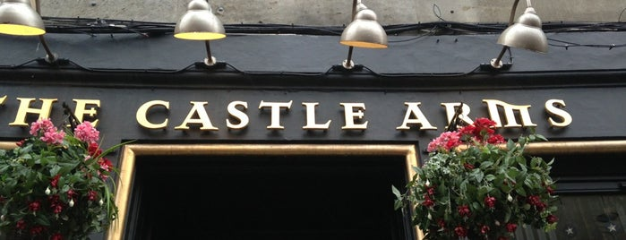 The Castle Arms is one of Edinburgh.