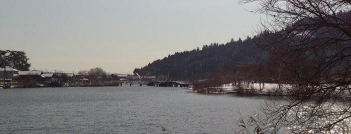 乙女ケ池 is one of 近江 琵琶湖 若狭.