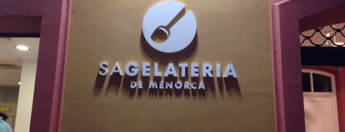 Sa Gelateria is one of Menorca.