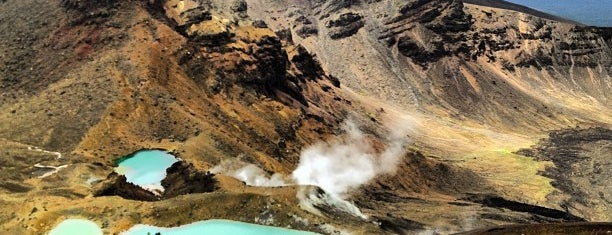 Tongariro Alpine Crossing is one of Things to do in New Zealand.
