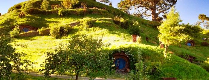 Hobbiton Movie Set & Farm Tours is one of Rolezinho.