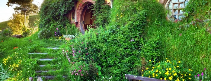 Hobbiton Movie Set & Farm Tours is one of Bucket list.
