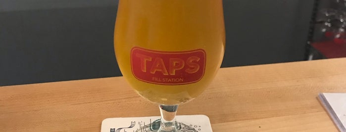 Taps Fill Station is one of Baltimore.