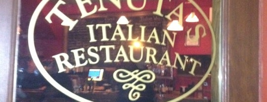 Tenuta's Italian Restaurant is one of Good Eats!.