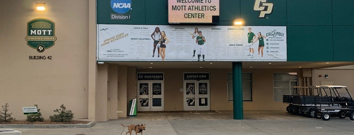 Mott Gym is one of NCAA Division I Basketball Arenas/Venues.