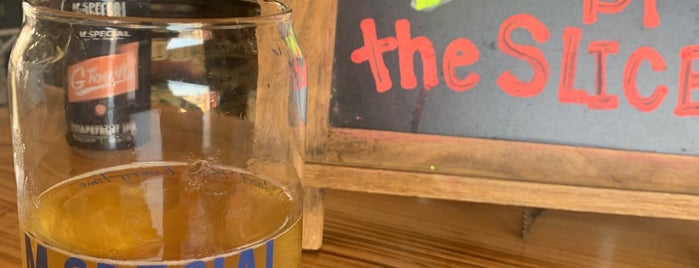 M.Special Brewing Company is one of Santa Barbara.