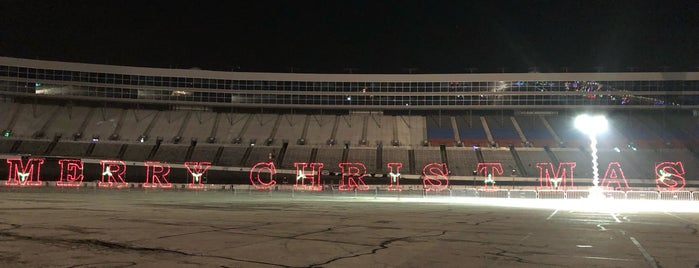 Gift Of Lights Texas Motor Speedway is one of Places to go.