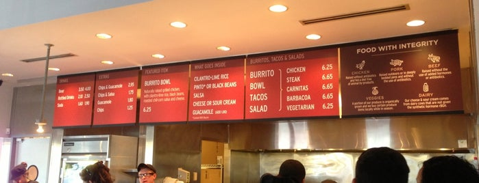 Chipotle Mexican Grill is one of My trip to Florida.