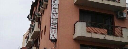 Hotel Ganesha is one of Orte, die 83 gefallen.