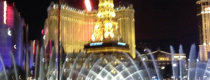 Hyde Bellagio is one of Las Vegas, NV.