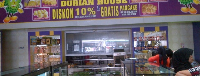 Durian House is one of Food 1.