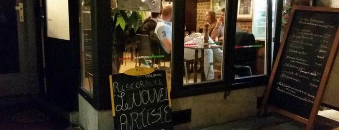 Le Nouvel artiste is one of Restaurant.