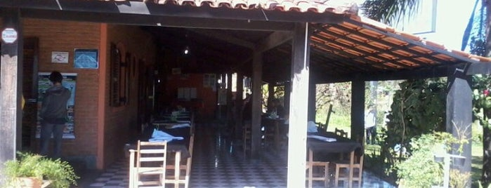 Cabana Mineira is one of Onde comer.