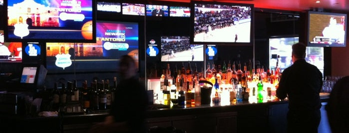 ESPN Zone is one of Downtown LA Bars.