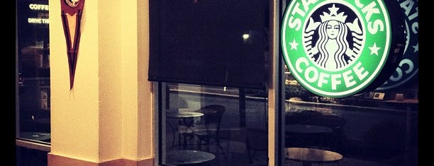 Starbucks is one of Cafe Chill Spot.