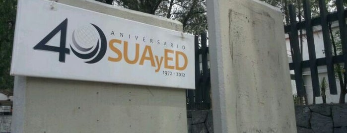 Coordinación de Universidad Abierta y Educación a Distancia (CUAED) is one of Trabajo.
