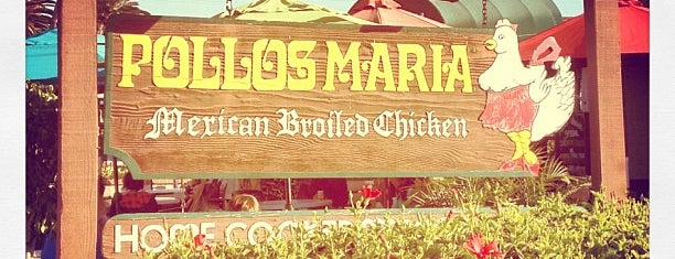 Pollos Maria is one of San Diego.