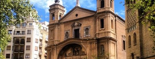 Basilica Parroquia Santa Engracia is one of Lugares relajantes.
