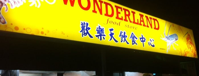 Wonderland Food Store (Chinese Muslim Restaurant) is one of Tempat yang Disimpan Chew.