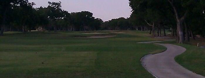 Brackenridge Park Golf Course is one of Historic San Antonio.