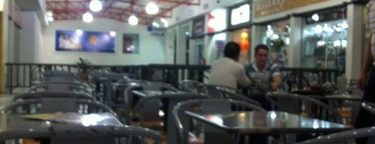 Videira Shopping is one of Lugares favoritos de Bruno.