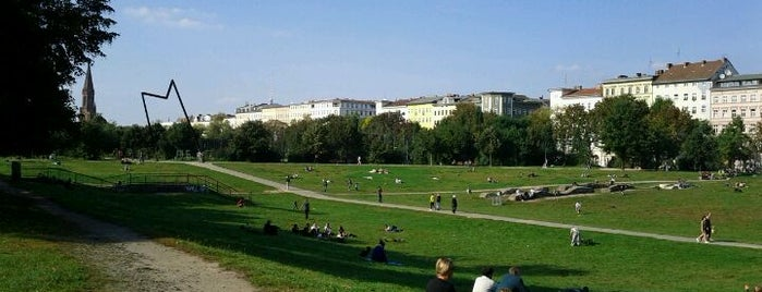 Görlitzer Park is one of Mein Kiez.