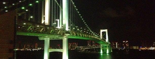 レインボーブリッジ is one of 日本夜景遺産.