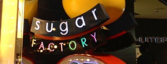 Sugar Factory is one of Vegas.