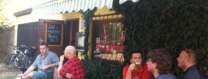 Bar Chýše is one of Locais curtidos por Lucie.
