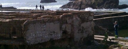 Sutro Baths is one of Great City By The Bay - San Francisco, CA #visitUS.