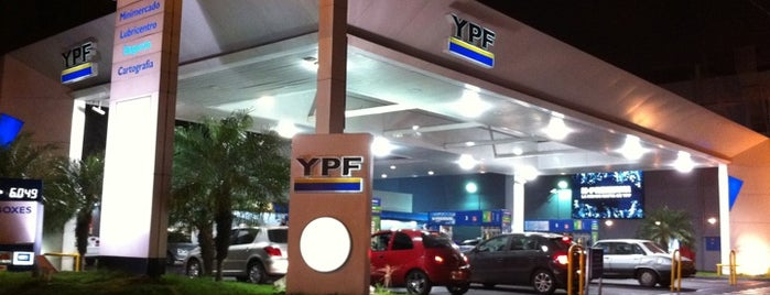 YPF is one of Lugares favoritos de Gaba.