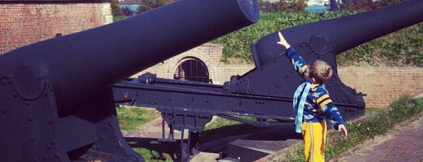 Fort McHenry National Monument and Historic Shrine is one of Charm City's Finest.