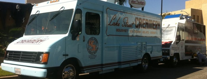Lake Street Creamery Truck is one of food trucks.
