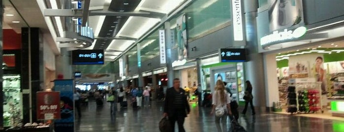 Aeropuerto Internacional de Miami (MIA) is one of New Times' Best of Miami.
